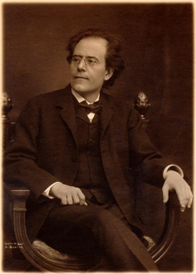 Gustav Mahler v New Yorku v roce 1909