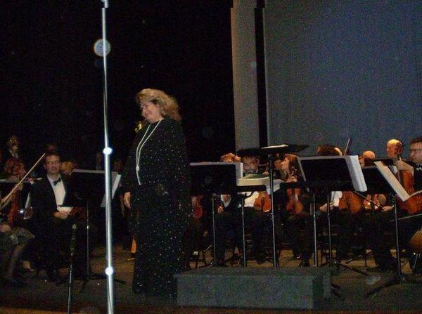 Gabriela Beňačková v Jihlavě