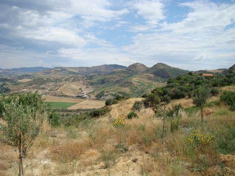 krajina s pohořím Sila