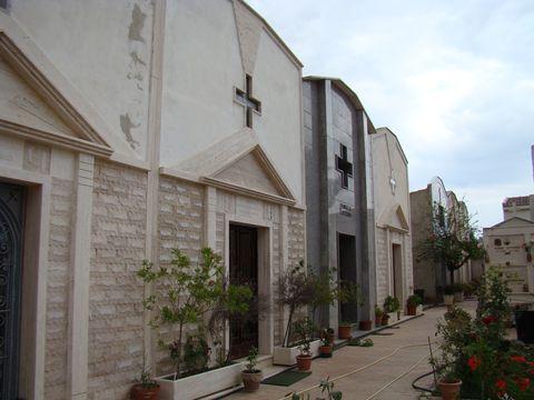 hřbitov v L´Annunziata 1