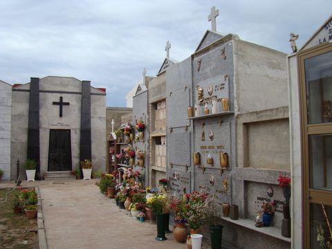 hřbitov v L´Annunziata 3