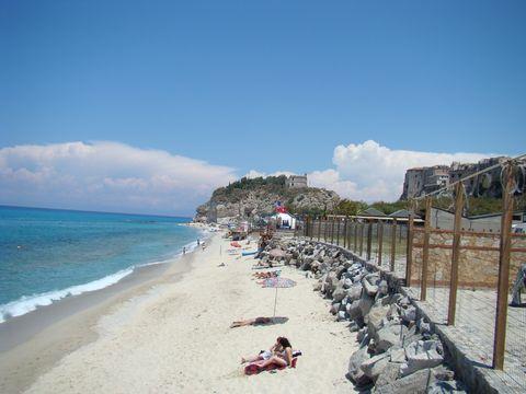 pláz v Tropea 2