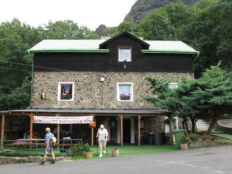 chata pod Bořní