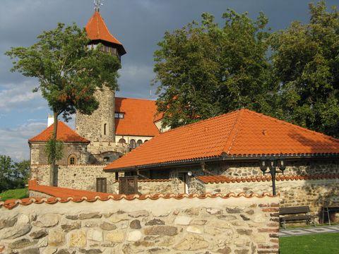 hrad na Hněvíně