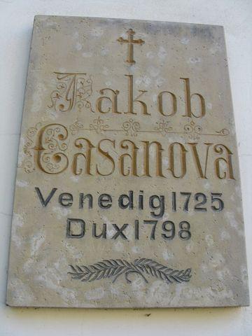 pamětní deska na kapli sv. Barbory