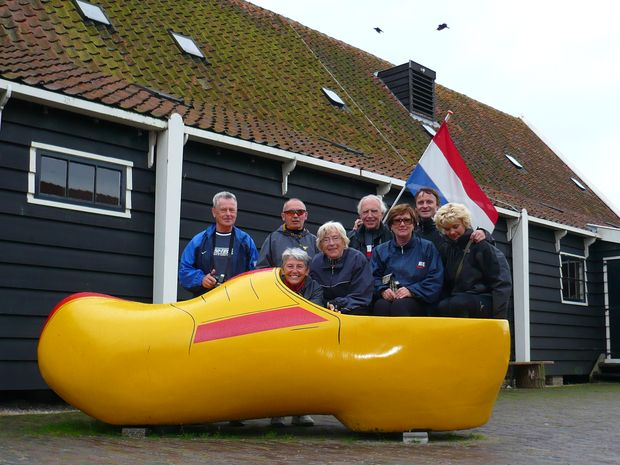 Nashledanou, Holandsko!