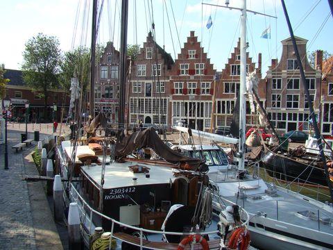 přístav Hoorn