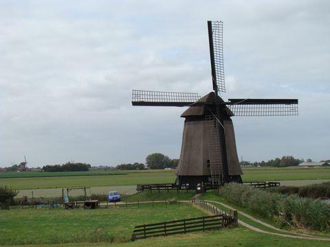 větsina mlýnů je v provozu