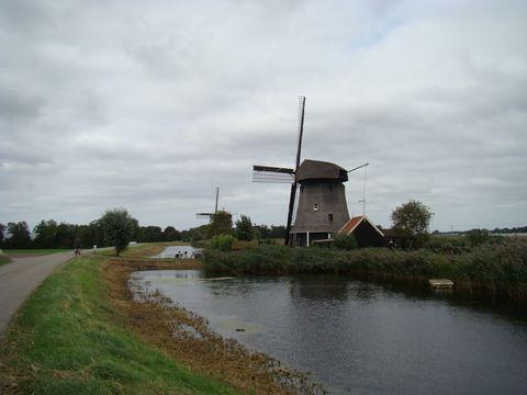 cestou do Alkmaaru