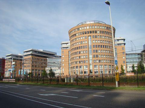 Zaanstad je moderní průmyslové město