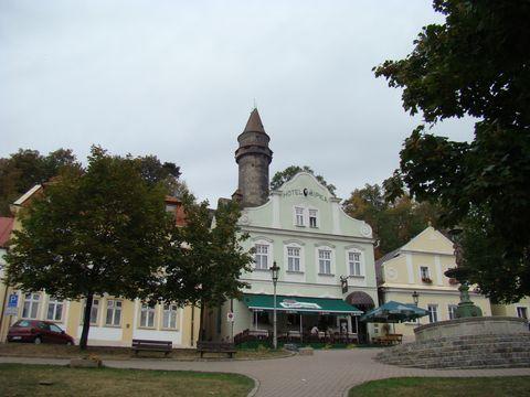 náměstí ve Stramberku