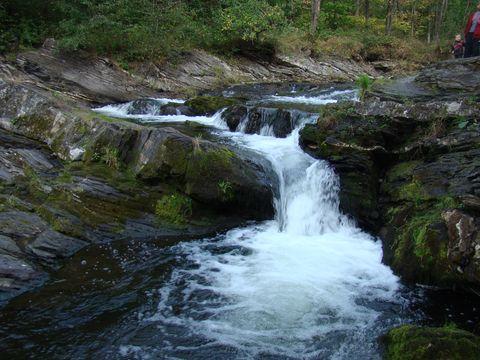 na Ostravici je velmi nízký stav vody