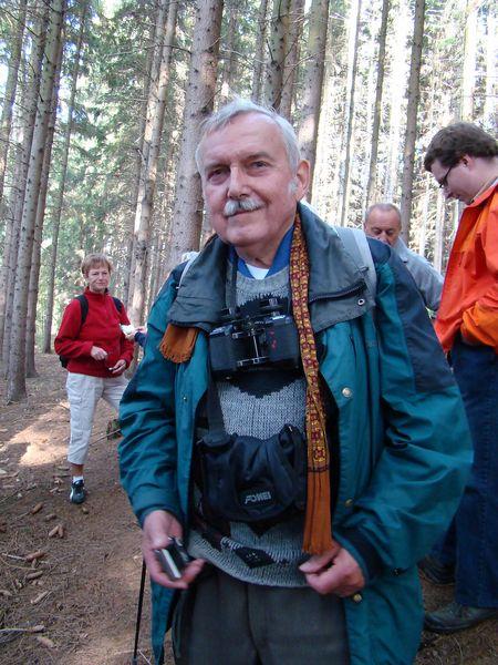 Karel Holub, ochránce přírody