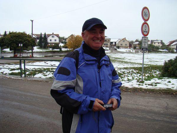 Jarda Sysel vede sekci cykloturistiky
