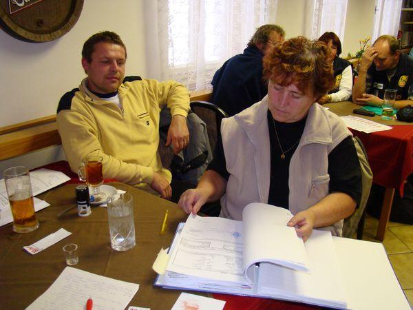 předsedkyně oblasti Marie Vincencová