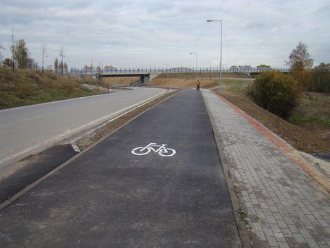 cyklostezka Pístov-Jihlava