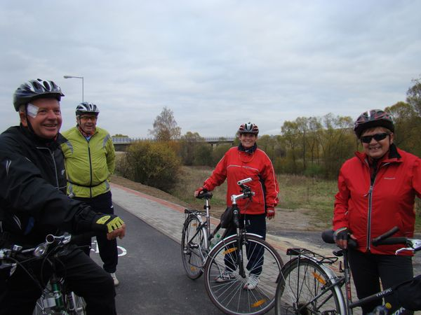cykločeřínci u Pístova