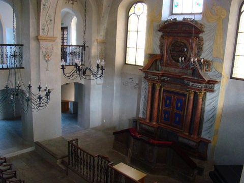 synagoga v Kolíně