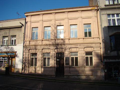 Kmochův dům v Kolíně