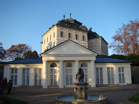 zámek Karlova Koruna v Chlumci nad Cidlinou 2