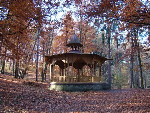 park Stěpánka