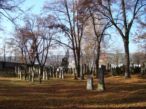 zidovský hřbitov v Mladé Boleslavi