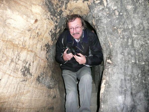 Jarda Vála jistě trénoval ve světelském podzemí