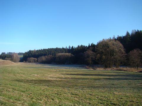 povodí Jamenského potoka