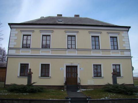 galerie A.Slavíčka v Kameničkách