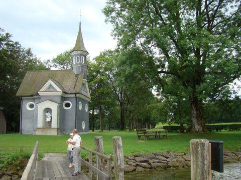 kaple Svatého Kříze