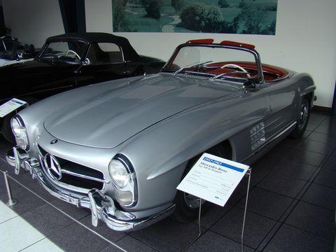 Mercedes-Benz 1957