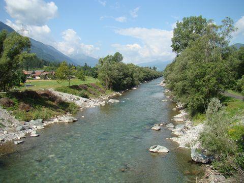 řeka Gail