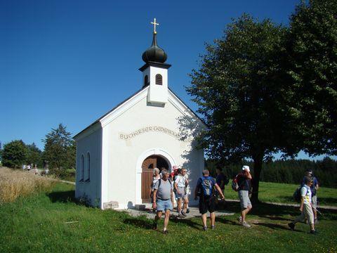 kaple u hraničního přechodu