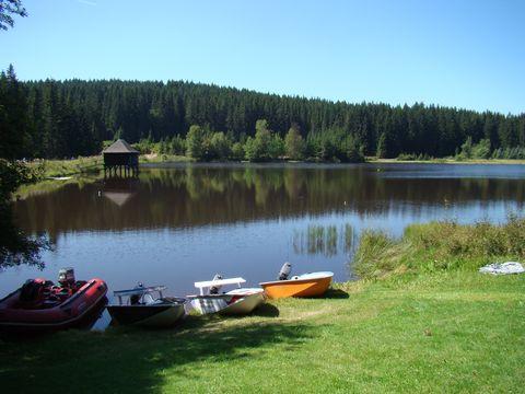 rybník Höllauteich