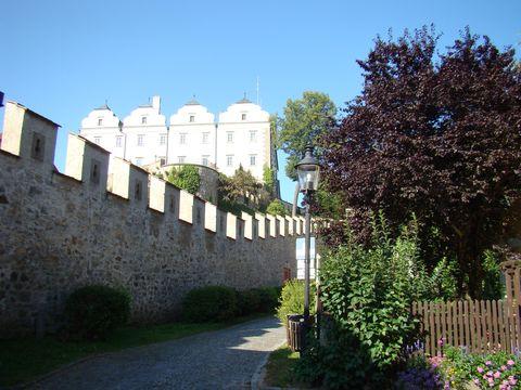 zámek ve Vitorazi