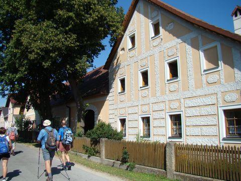 ve vesnici Reinprechts