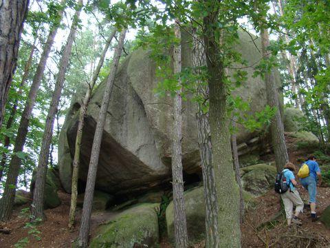 Hraniční kámen 2