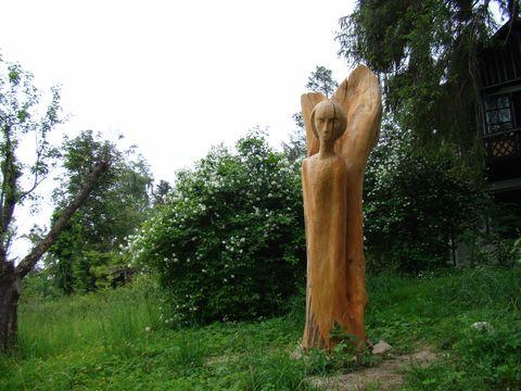 anděl pod Hlavaticí