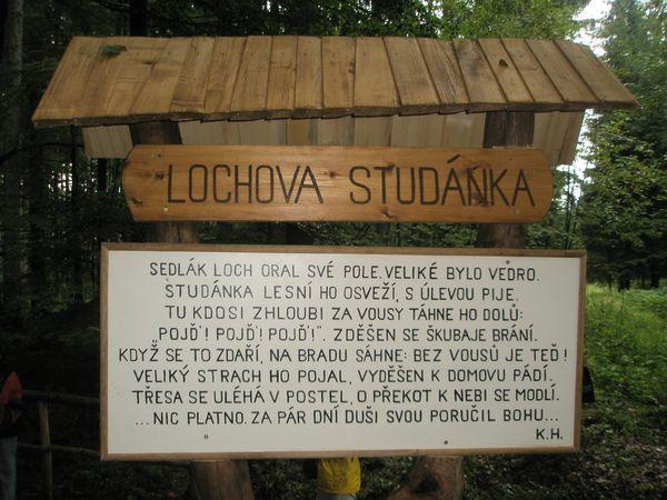 pověst o Lochovi