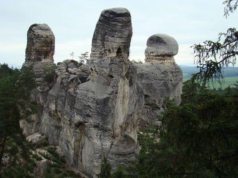strázci skalního města