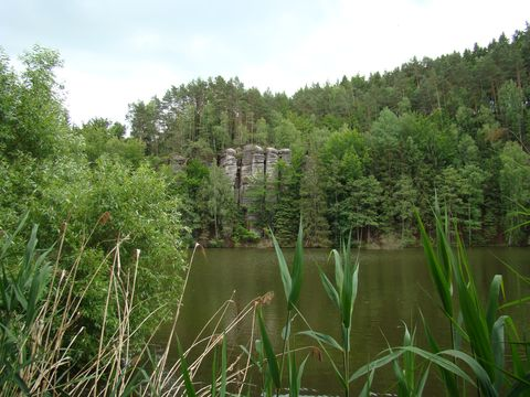 Vězický rybník 2