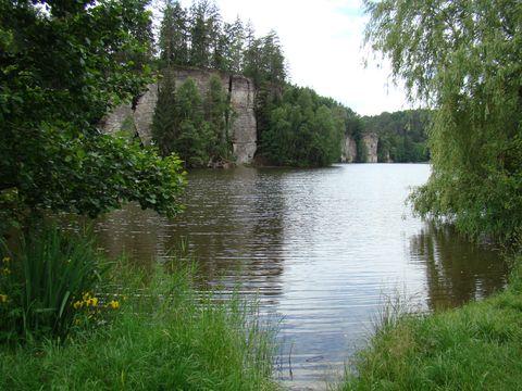 Vězický rybník 3