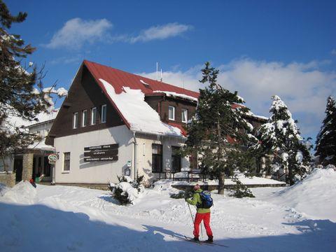 chata ve Studnicích