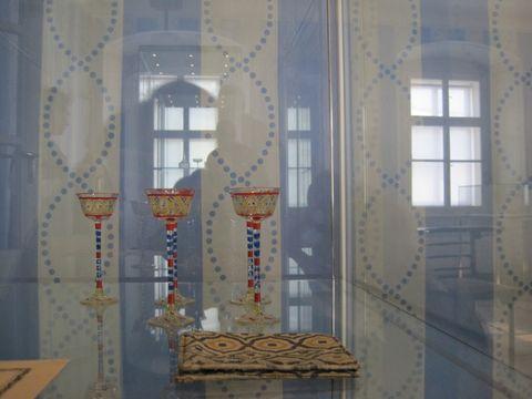 nadčasový design sklenic 1