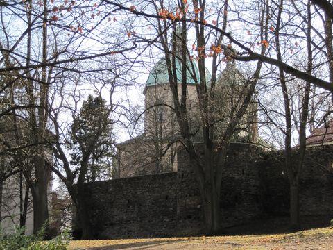 chrám Nanebevstoupení Panny Marie