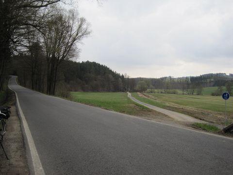 cyklostezka do Sokolí