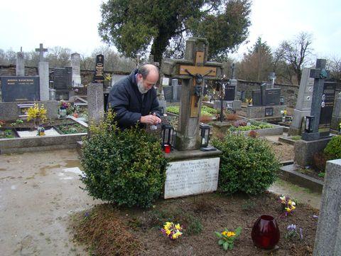 hrob rodiny Florianů