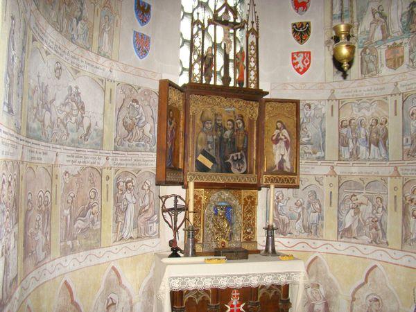 domácí oltář