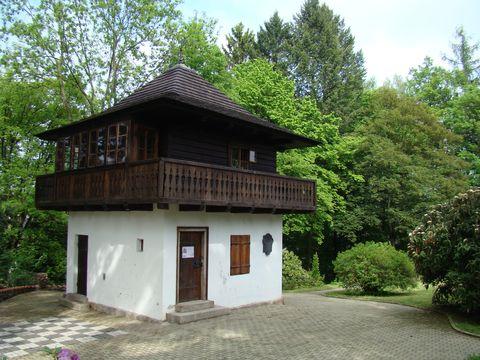 Vaňkův domek v Děkanské zahradě