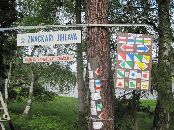 Ivan s Libuąkou poskytli výklad o typech značek
